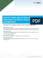 Proteção catódica RUN PETRO-PB
