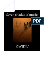 Seven shades of music (free sample)