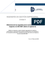 ISO 45001 y 9001