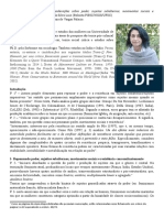 Co produções e co formações Paola Bacchetta