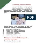 desertation methodologie