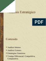 estrategia y el analisis estrategico