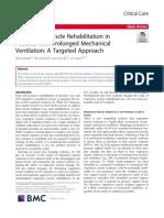 Respiratory Muscle Rehabilitation