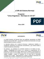 Presentación Proyecto LT 115 kV Angostura - Bermejo 05.03.2020