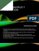 CORONAVIRUS Y NUTRICIÓN.pptx
