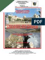 PLAN DE GESTION DEL RIESGO DE COROZAL 2012 2015 FINAL