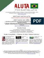 Revista - A luta de ocupação no Estado da PB - 2015