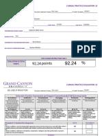 spd-590 clinical practice evaluation 2