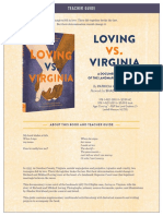 Loving vs Virginia Teacher Guide
