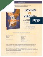 Loving vs Virginia Teacher Guide