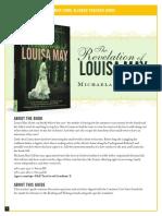 The Revelation of Louisa May Teacher Guide