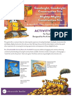 Goodnight, Goodnight Construction Site Series Teacher Guide