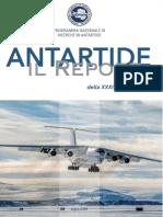 Programma Nazionale di Ricerche in Antartide - Report XXXIV Spedizione (2018-2019)