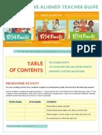 Fish Finelli Series Discussion Guide