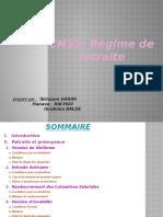 CNSS régime de retraite.pptx