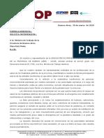 Ministerio de Trabajo Denuncia PDF