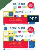 Herve Tullet Activity Kit