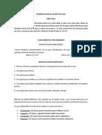 TEMAS DE AGAPE EN CASA PRIMER TRIMESTRE VISUALIZACION