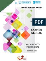 Material para el Examen Global ATP 2do año no lo usare Interesante sobre Economia