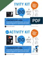 Leo Activity Kit