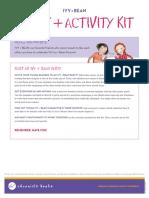 Ivy + Bean Activity Kit