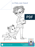 Polly Diamond Activity Kit
