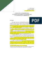 BORELLI, Elizabeth. A Bacia do Guarapiranga - ocupação em áreas de mananciais e a legislação ambiental 2006..pdf