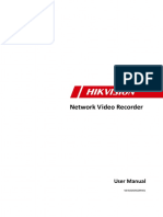 Hikvision Network Video Recorder User Manual