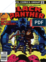 Black Panther #8 - Desconocido