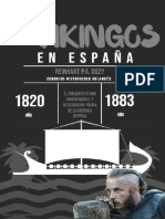 Los Vikingos en Espana - Reinhart P.a. Dozy