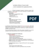 Guía de contenidos de Historia y Ciencias Sociales Cuestión Social