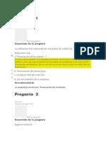 evaluacion 2 gestion de tesoreria