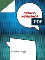 A Creative Exercise TRT