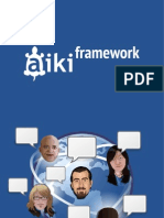 Aiki Framework and Aiki Lab Pve Ltd