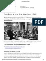 02 Bundesratswahlen seit 1848