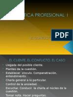 POWER PONIT - EL CONFLICTO Y EL CASO.ppt