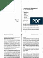 Representanción e Interpretación del espacio. Cartografía (1)