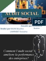 Audit social 2019