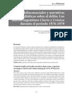 ModelosDelincuencialesYNarrativasMediaticas