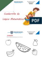 CUADERNILLO DE LOGICO MATEMATICO DE 3 AÑOS.docx