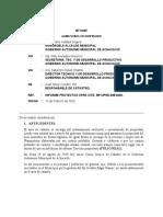 informe_proyectos upre