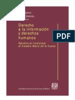 72 - Derecho a la información y derechos humanos - Obra Colectiva