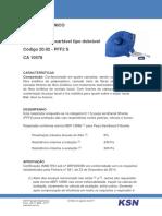 Folheto Técnico - PFF2S 20.02