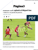 Alianza Univ. aplastó al Miguel Gau - Página3