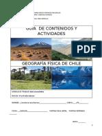 Conceptos básicos de geografía (contenidos y actividades)