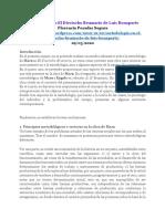 POSADA SEGURA, Metodología en El Dieciocho Brumario de Luis Bonaparte.pdf