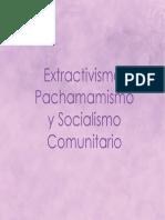 Extractivismo, pachamamismo y socialismo comunitario