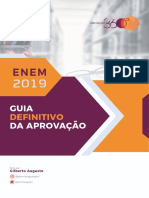 GUIA DA APROVAÇÃO 2019.pdf · versão 1.pdf