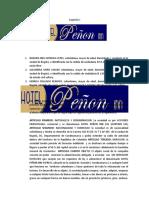 HOTEL PEÑON IN GIRARDOT