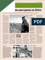 Oportunidades para pymes en África